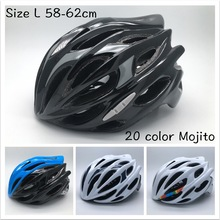 Hot sale size L 58-62cm adults protone mojito mtb Integrally-molded Cycling Helmet  Bicycle Accessories