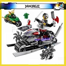 20Ninjago Set OverBorg Attack Lloyd Garmadon Ninja Building Brick Figure Hero Toys Compatible Lego 70722 Block - Awesome Toy Store store