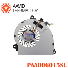 COOLING REVOLUTION Original Laptop CPU Cooling Fan fit For MSI GS70 GS72 MS-1771 MS-1773 notebook PAAD06015SL-N184 -N229