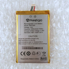 1pcs 100% High Quality PAP7500 Battery For prestigio Multiphone 7500 for HIKE 828A 828 818 X1 X1D Freeshipping  + Tracking Code
