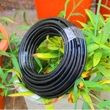 "Garden irrigation hose 3/5mm Drip Irrigation Tube For Drip Irrigation 3/5mm(1/8"") Tubing Sprinkler Fittings 20m-pack jh402"