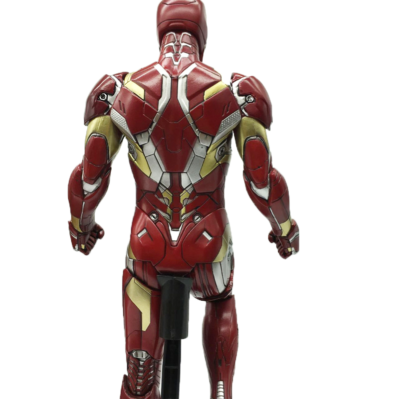 Crazy Toys Iron Man Mark XLVI Action Figure 1 6 scale painted Figure Iron Man Mk46 PVC Action Figures Toy Brinquedos  (7)