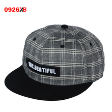 0926XB 2018 New Snapback Adult Fashion Caps Children Baseball Hats For Boys Girls Sun Hip Hop Snapback Caps XB-BC08(China)