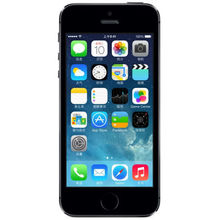 Unlocked Apple iPhone 5S 16GB 32GB ROM IOS Touch ID Fingerprint 4.0'' A7 IPS 4G LTE Deep Grey Refurbished