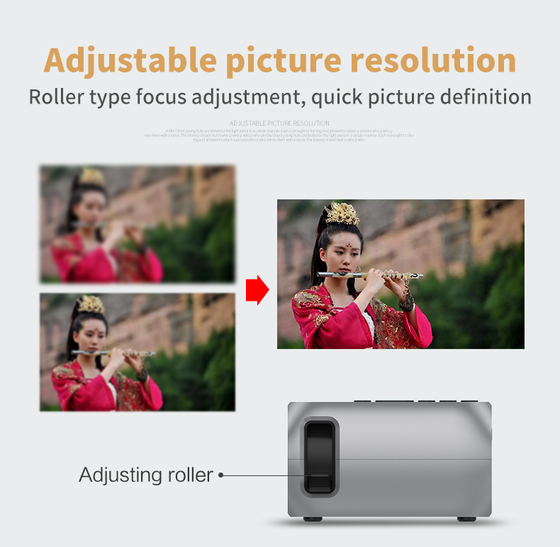 Yg320 Mini Projector (6)