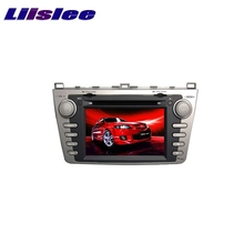 For Mazda 6 GH1 Ruiyi Ultra 2007~2012 LiisLee Car Multimedia TV DVD GPS Audio Hi-Fi Radio Stereo Original Style Navigation NAV