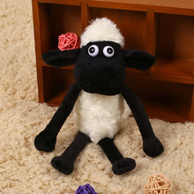 1Pcs Shaun The Sheep Lamb Stuffed Plush Doll Gifts Decor For Kid Children
