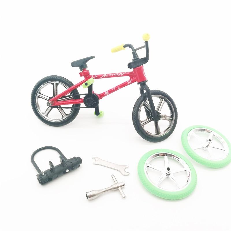 BMX Bike Technic Building Blocks Model