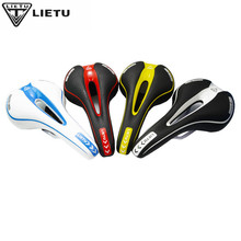 LIETU Italy Technology Cycling Saddle Ciclismo Silicone Coussin Road MTB Bicycle Saddle Comfortable Bike Seat Soft Saddles