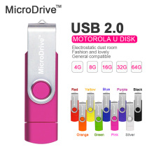 Best selling  real capacity  OTG micro USB Flash Drive 64gb 32gb pen drive pendrive USB stick external storage usb pendrives