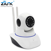 ZILNK HD 720P IP Camera WiFi Wireless Two way audio Night Vision Onvif Home Security CCTV Surveillance Camera Baby Monitor(China)