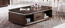Wood Coffee Table Cam Sehpalar Muebles Rushed Mirrored Furniture Led Bar Table Wooden Coffee With Desktop New Model Tea 8093(China)