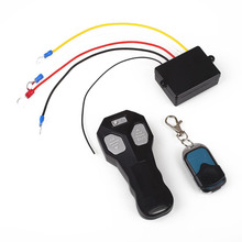 Winch Wireless Remote Control Set Kit For Jeep ATV Warn Ramsey Car Styling