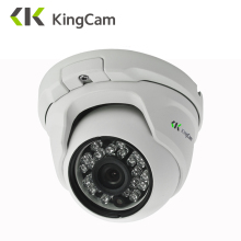 KingCam Metal Anti-vandal POE IP Camera 2.8mm Lens Wide Angle 1080P 960P 720P Security ONVIF CCTV Surveillance 6mm Dome IP Cam(China)