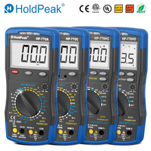 DC/AC High Precision Multifunction Digital Multimeter NCV True RMS Relative Value Auto Back-Light Electronic Measuring Tools(China)