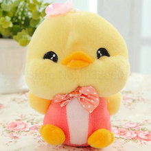 20cm Lovely Duck Doll PP Cotton Stuffed Plush Toys yellow duck kids toys baby toys birthday Valentines Gift boy and girl