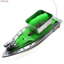 40-60m 8Hours Remote Control RC Radio Bait Fish Finder Fishing Nest Lure Boat Ship(China)