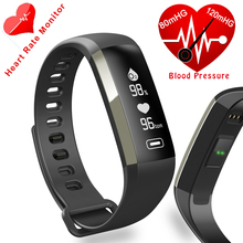 Blood Pressure Smartband M2 Sports Fitness Bracelet Gps Watch Heart Rate Monitor Activity Tracker Cell Phone Bluetooth android(China)