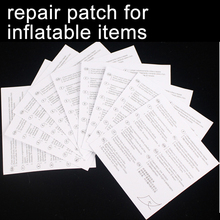 repair patch repair kit to amend inflatable products holes to avoid air leakage, like swimming rings, beach ball, airbeds