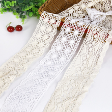 David accessories cotton lace trimming woven Flower Lace Trim Embroidery Sewing Fabric Ribbon DIY Garment Accessories,5Yc2336
