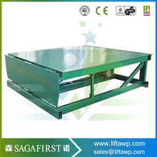 Warehouse used loading dock ramp handicap load ramp for sale(China)