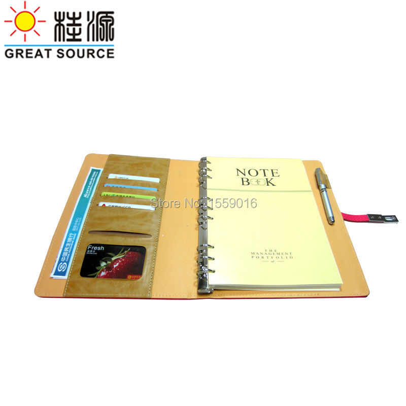 B5 notepad