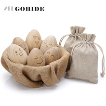 6pcs/pack Selling With Bag Super Quality Wood Camphor Indoor Sachet Moth-proof Odor Mothball Wardrobe Bedroom Using 81702