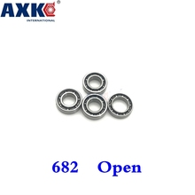 Buy 2018 Limited Thrust Bearing Rodamientos Axk High 682x Open Bearing 2.5x6x1.8mm Abec-3 Metric Miniature Deep Groove Ball for $10.97 in AliExpress store
