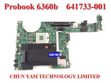 COMPUTER LAPTOP NOTEBOOK MOTHERBOARD SYSTEM BOARD 641733-001 FOR HP PROBOOK 6360B SERIES 90DAYS WARRANTY WORKING PERFECT TESTED