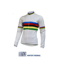 2016 Popular Design Winter Fleece/Thermal Biking Sport Jersey(Maillot) Racing Clothing Made From Polyester Ciclismo Cycling Wear