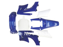 Mouse over image to zoom Motorcycle Dirt Bike Body Plastic Fender For Apollo Orion 110c 150cc White Blue(China)