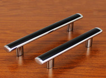 Modern Hardware  Kitchen Door Handles And Drawer Cabinet Pull Knobs  (C.C.:128mm,Length:165mm)