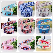 YJHSMY 14101891,22mm 10 yards Cartoon Sports Series printed grosgrain ribbon,Clothing accessories,DIY jewelry wedding package