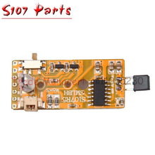Free shipping syma s107g Receiver board for s107 rc Helicopters spare parts 100% brand new high quality s107 Receiver board