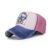 Cool!! New Branded Sports Baseball Cap Unisex Baseball Hat For Man Distressed Wearing Style Sun Hat Baseball cap