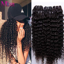 Brazilian Deep Wave Virgin Hair 4 Bundle Deals Brazilian Virgin Hair 100% Curly Weave Human Hair Bundle Deep Wave Brazilian Hair
