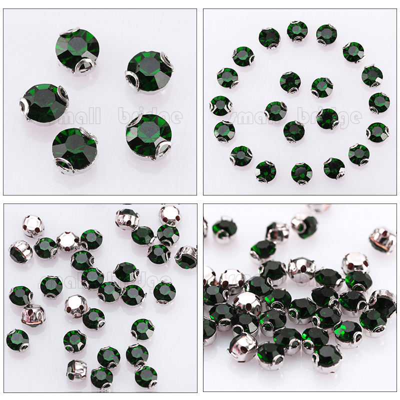 Glass Stone For Clothing (19)