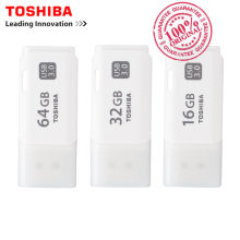 TOSHIBA USB flash drive 64GB Real Capacity THUHYBS USB 3.0 32GB 16G USB flash drive quality Memory Stick 16G Pen Drive original