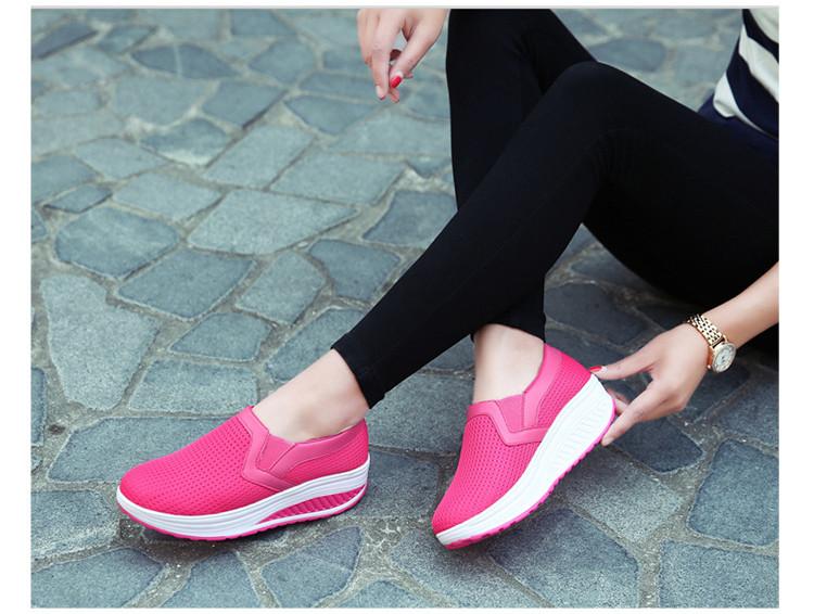 RS 3308 (11) 2017 Autumn Women's Platform Shoes