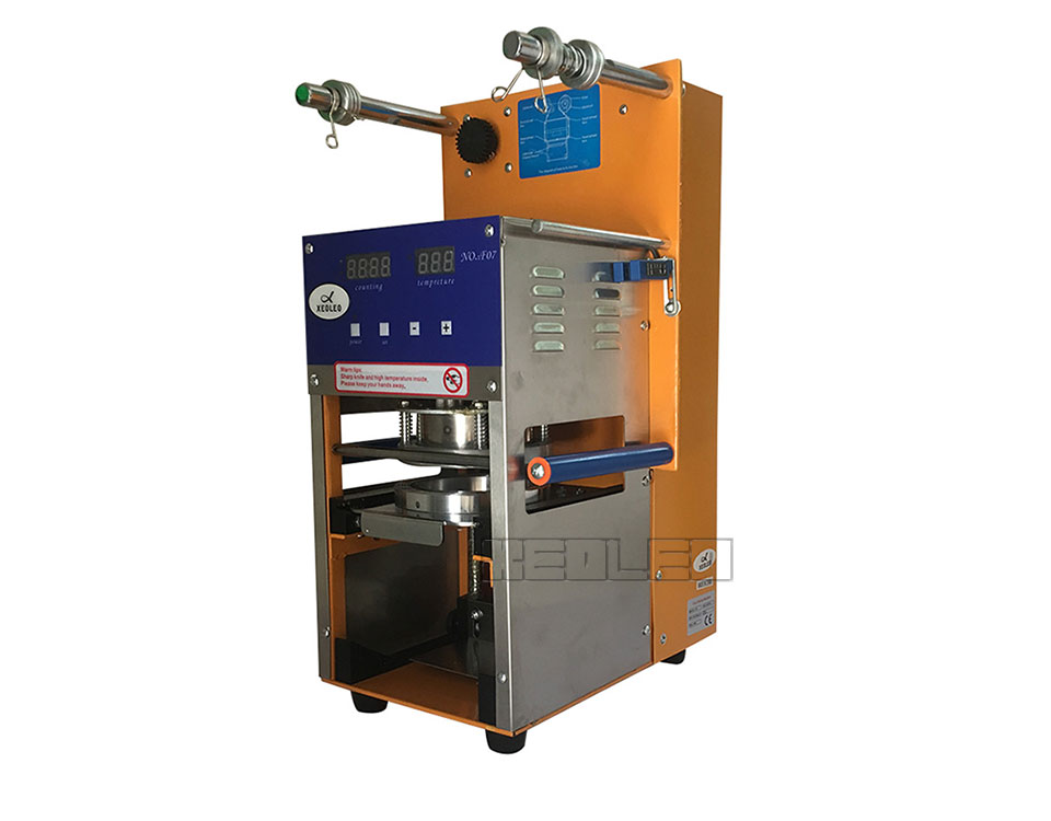 Automatic Cup Sealing Machine (6)