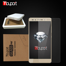 Thouport Tempered Glass For Huawei Honor 7 Retail Box 0.26mm HD Screen Protector Film Toughened protective For Huawei Honor7(China)