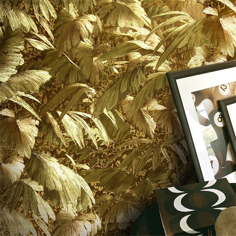 beibehang Gold Foil Wallpaper Roll Silver Wall Paper Luminous Wedding Decoration papel de parede 3d ouro glitter papel parede<br>