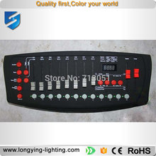 free shipping 2pcs/lot,192 dmx rgb led controller,90v-240v 192 dmx controller,event dj controller(By DHL)(China)