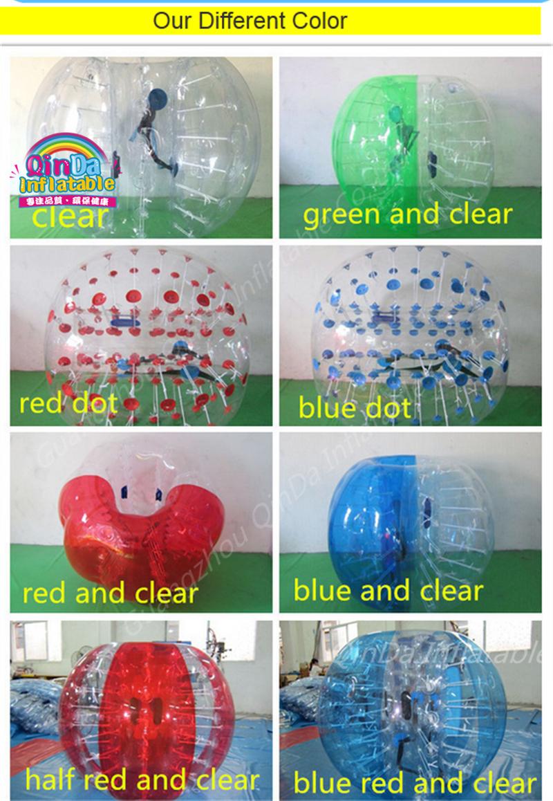 bubble soccer135
