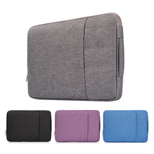 Nylon Laptop Bag Sleeve Pouch for Macbook Air 11 13 Pro 13 15 Retina 13 15 Unisex Liner Sleeve Notebook Case for Macbook Air 13