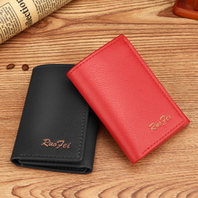 Portable Fashion Short Casual Soild Men Wallets W/ Card Holder Casual Purse Female Wallet