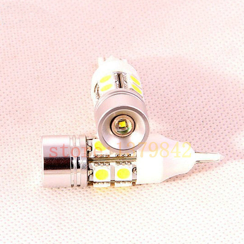 Free Shipping 2Pcs/Lot w16w T15 Stop Lamp For Skoda Superb (3T5) 2010<br><br>Aliexpress