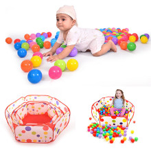 New Educational Toys Foldable Kids Children Ocean Ball Pit Pool Game Play Toy Tent casitas infantiles Hut Outdoor Indoor 0.9M