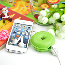 New Stylish Cable Cord Wire Organizer Winder  Lovely Mini Turtle Cable Winder Cord Wire Cable Clips Organizer For Earphone