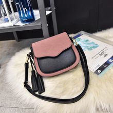 Buy 2018 Vintage Women Bag Women Nubuck Leather Messenger Bag Small Crossbody Bags Ladies Tassel Shoulder Bag Bolsa Feminina Free for $10.17 in AliExpress store